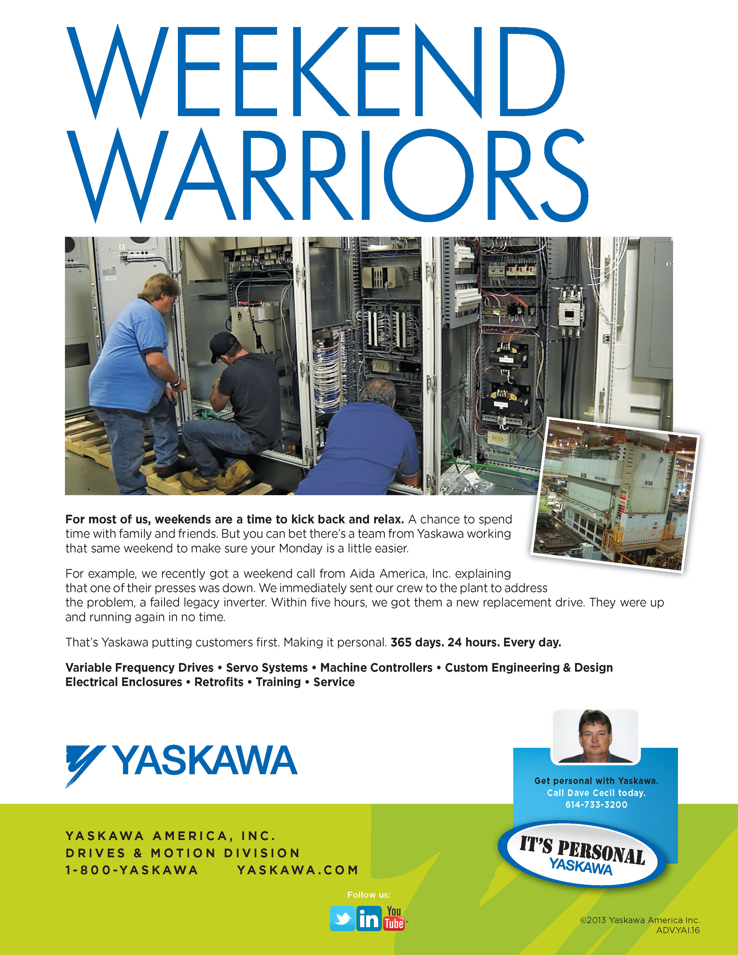 Downloads - Yaskawa