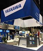 Yaskawa Booth# C5323