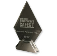 Safest Company Award 2017