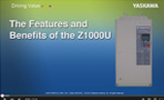 Z1000U Feature and Benefits